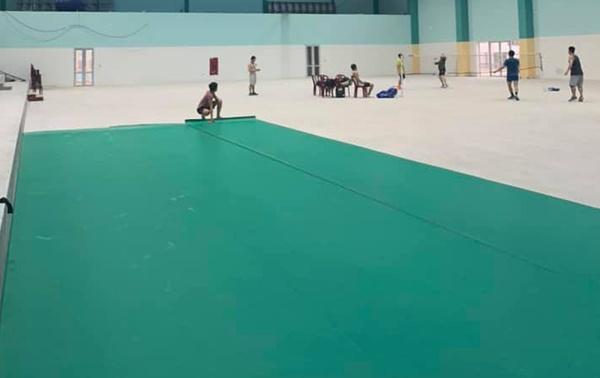 Sân cầu lông Bình Hòa - Ninh Bình