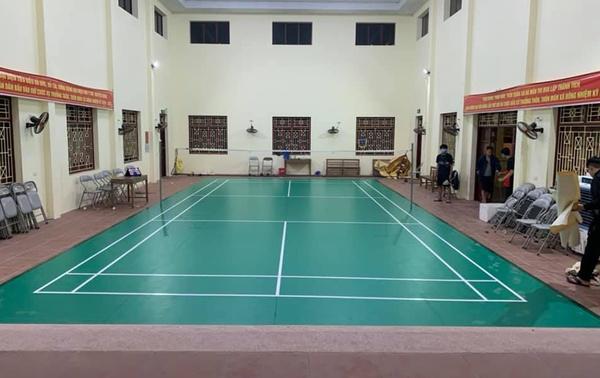 Sân cầu lông An Thành - Bắc Ninh
